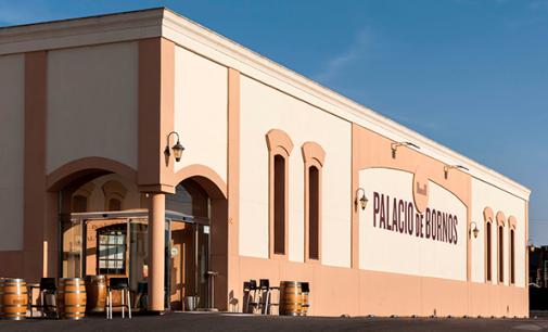 Palacio de Bornos: renovación y reconocimiento de sus vinos