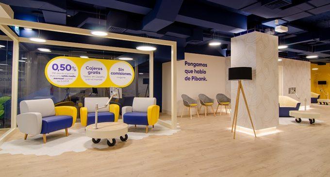 Pibank ya tiene abiertas cinco oficinas en España