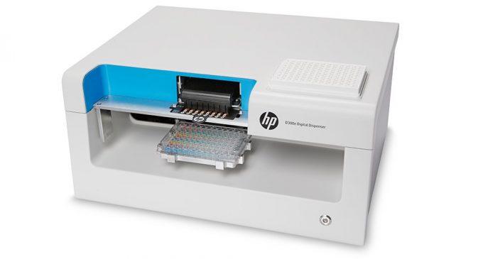 HP experimenta con bioimpresoras para investigar fármacos