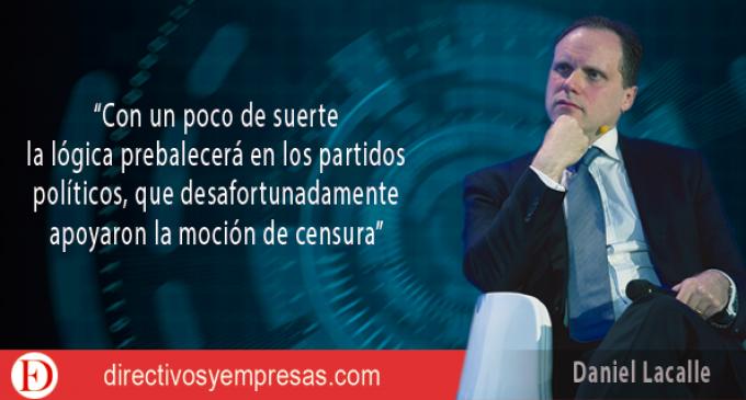 """Daniel Lacalle: """"La propuesta del gobierno es devastadora para la economía"""""""