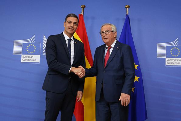 España UE Presupuestos.