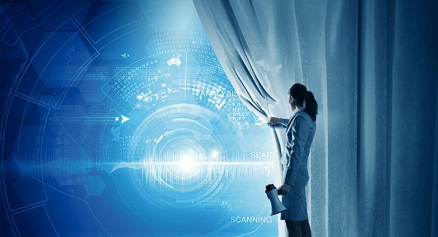 Transformación digital provocada por el Tsunami Tecnológico.