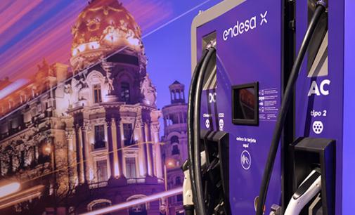 Endesa X, y su plan de instalar más de 100.000 puntos de recarga para vehículos eléctricos en el próximo lustro