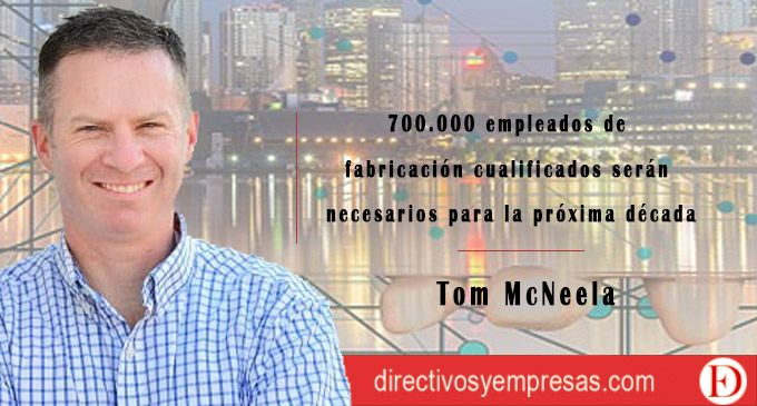 Tom McNeela Industria 4.0
