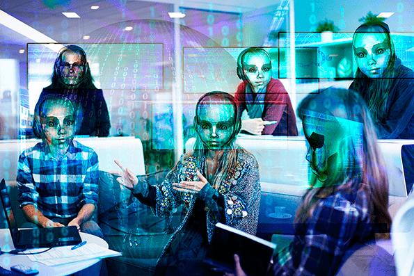 La digitalización y el empleo.