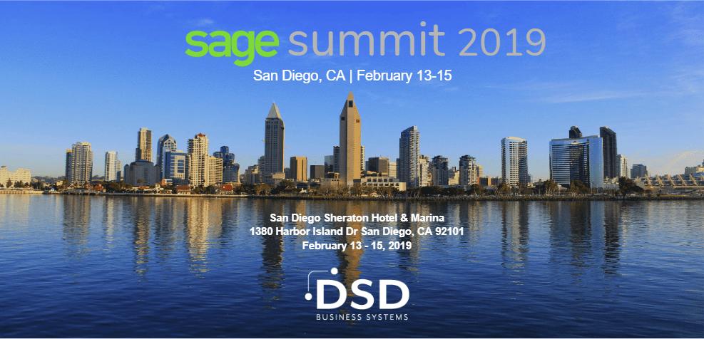 Sage Summit 2019.