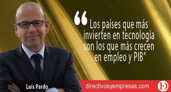 """Luis Pardo (Sage): """"Las Pymes y los autónomos son los héroes de la economía"""""""