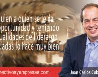 """Juan Carlos Cubeiro: """"en mercados innovadores hay que parecerse más a un entrenador de fútbol como a Zidane que a un jefe"""""""
