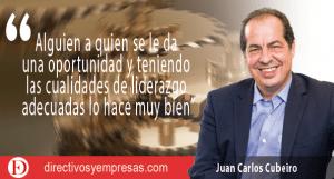 Juan Carlos Cubeiro, autor del libro Liderazgo Zidane