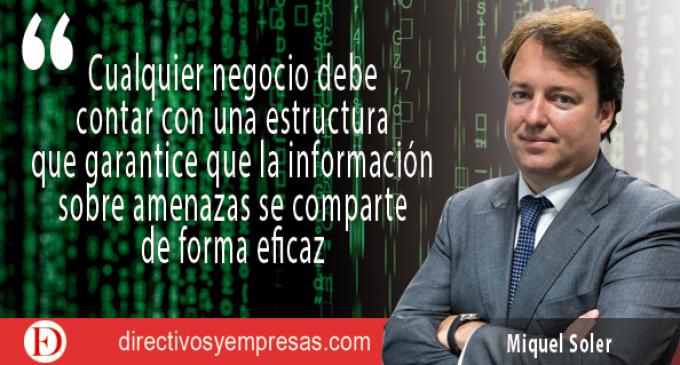 La inseguridad cibernética es la mayor amenaza para la supervivencia de las empresas modernas