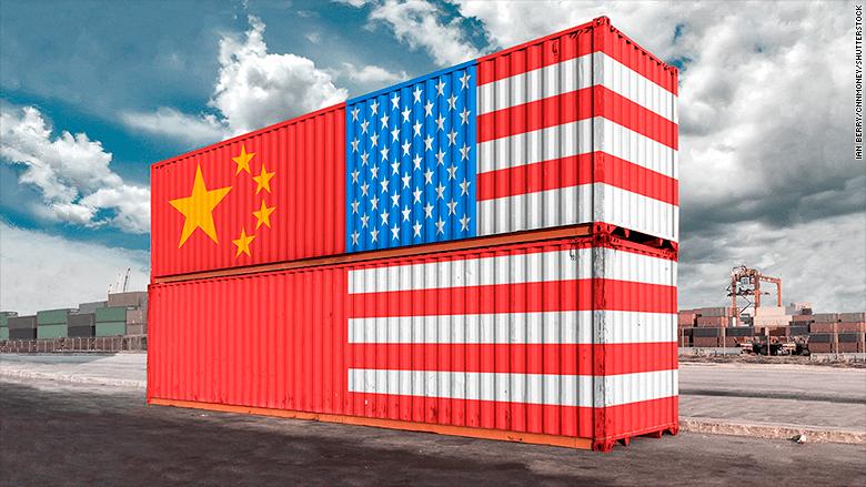 Inicios de la guerra comercial entre USA y China.