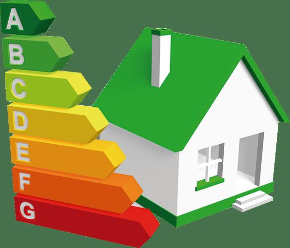 Eficiencia energética como criterio en la valoración de viviendas.