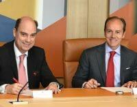MAPFRE y Santander sellan una importante alianza estratégica