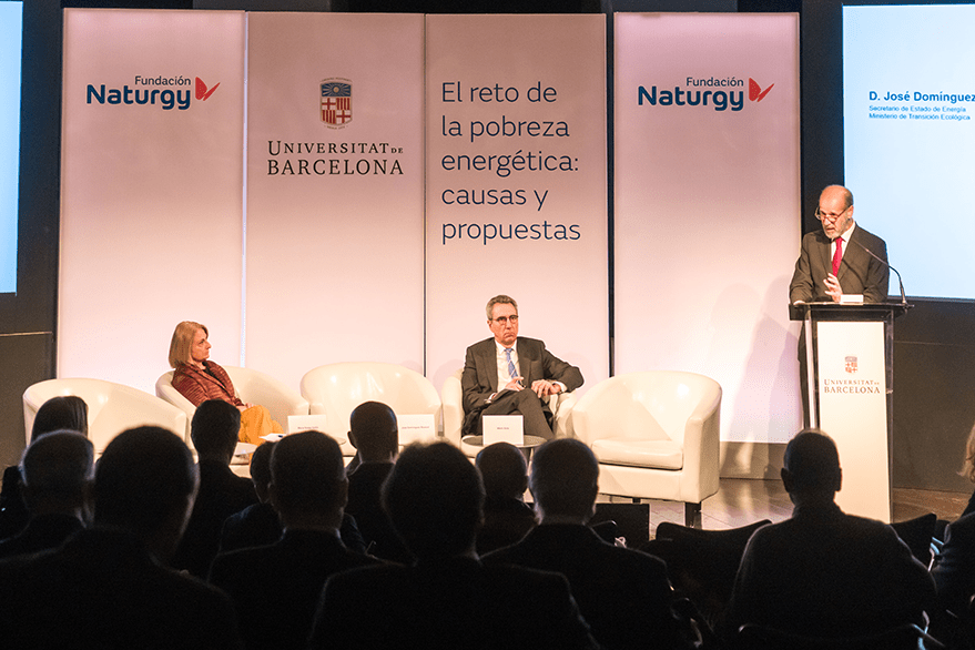 Martí Solà, director general de la Fundación Naturgy.