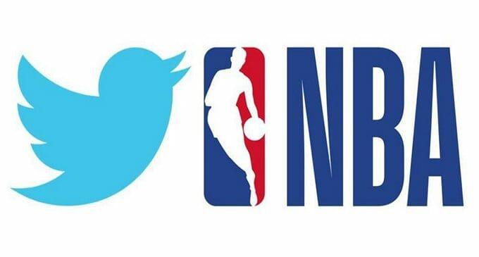 Twitter revolucionará la retransmisión de los partidos de la NBA