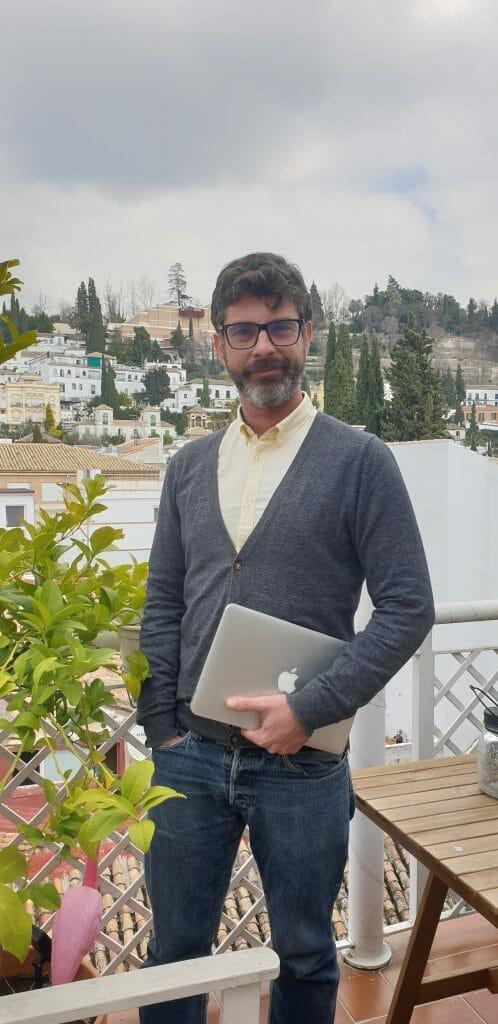 Pablo Cirre, CEO de centraldecomunucacion.es.