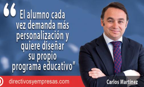 Carlos Martínez (IMF): «Las empresas y los trabajadores son reacios a formarse»