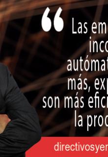 Los robots ya son utilizados por el 40 % de la industria española