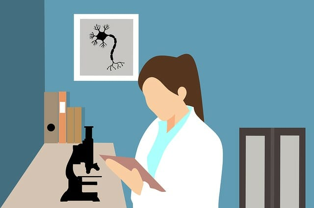Mujeres científicas carreras STEM.