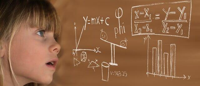 Niñas y mujeres carreras científicas.