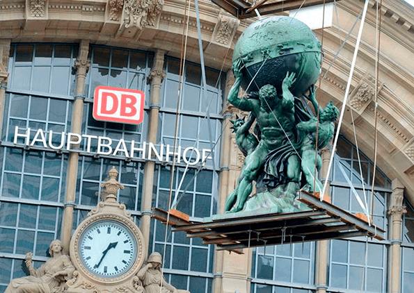 Bancos en Alemania.