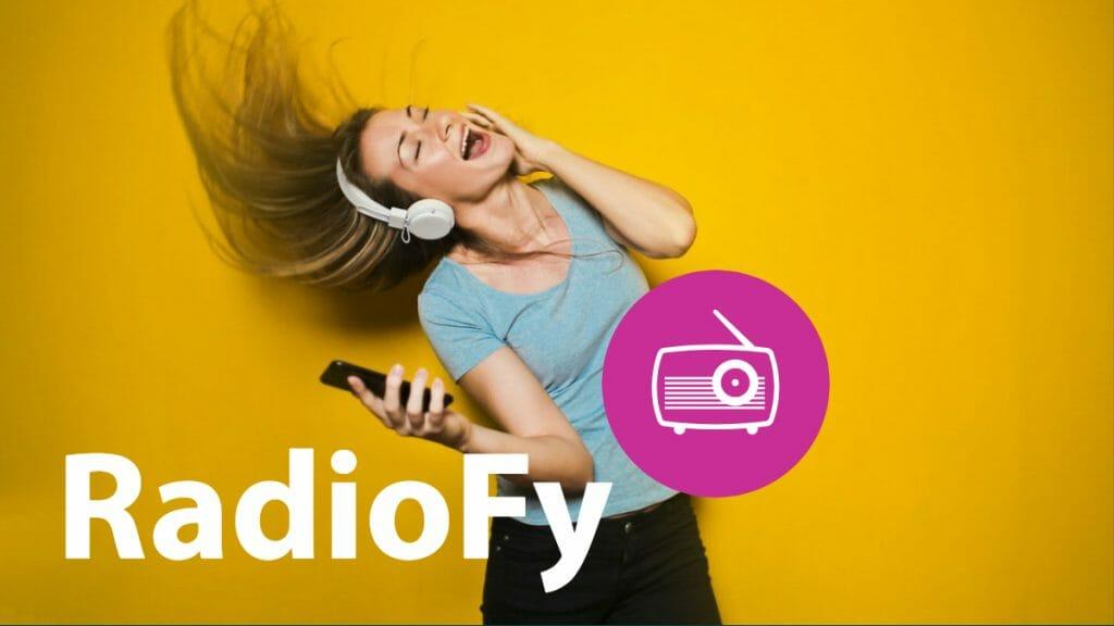 RadioFy.