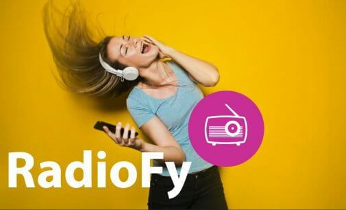 RadioFy, todas las radios de España a golpe de clic