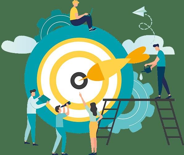 Adgoclick ofrece un servicio de marketing online todo incluido.