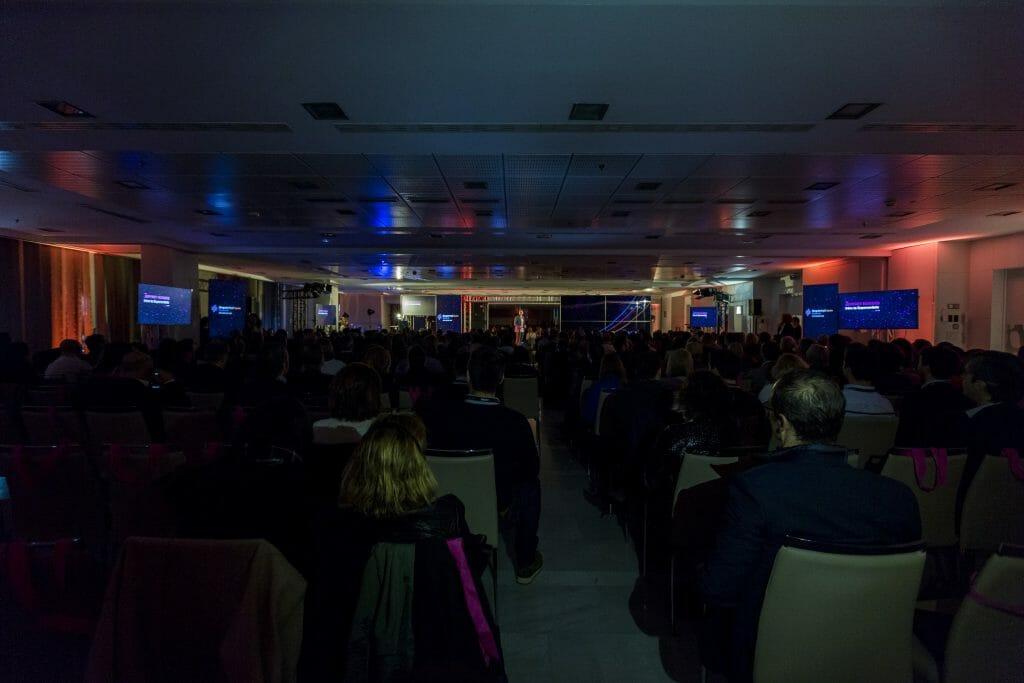 SingularityU Spain Summit 2019.