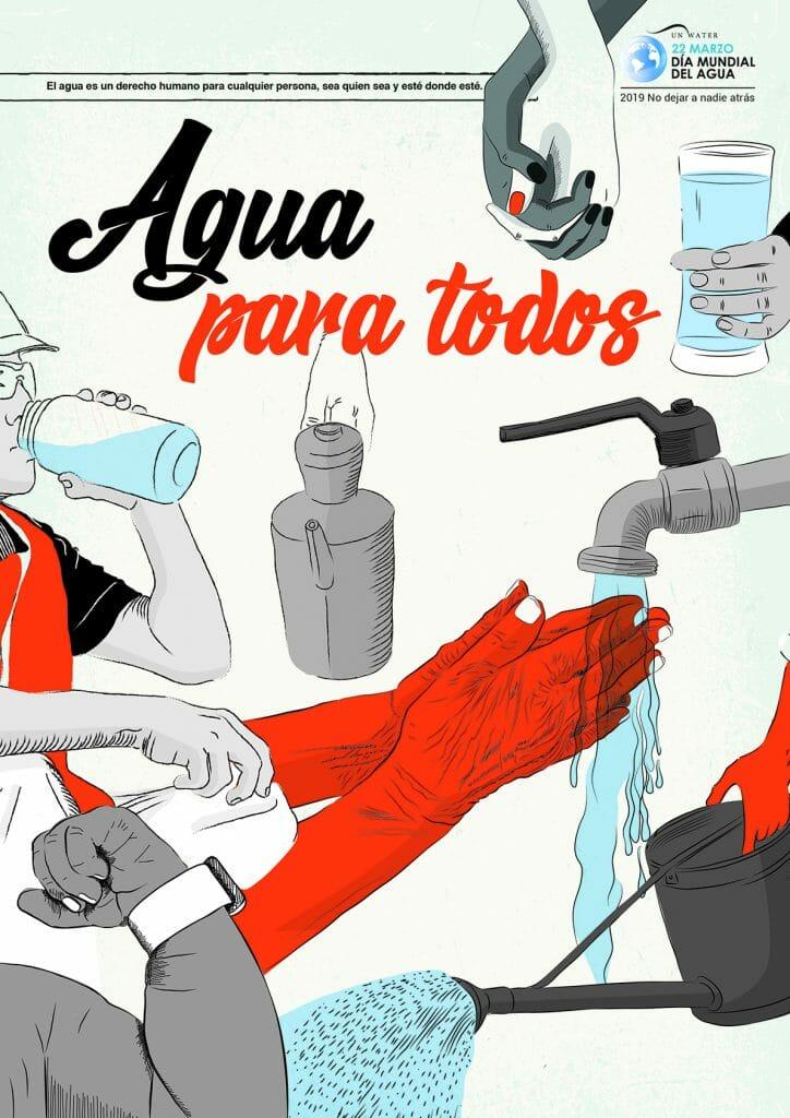 Día Mundial del Agua 2019.
