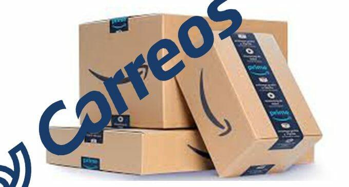 Amazon y Correos se alían por unos envíos más rápidos y flexibles