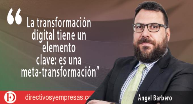 La carrera por la transformación digital