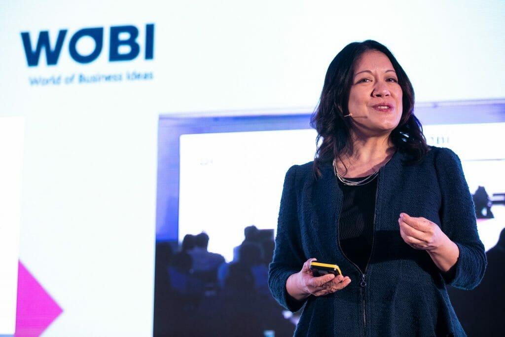 Charlene Li, líder Mundial en negocios y tecnología disruptiva, en Wobi Digital Transformation.