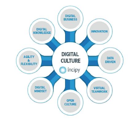 Dimensiones de la cultura digital.