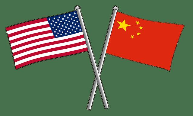 Guerra comercial EE.UU.-China.