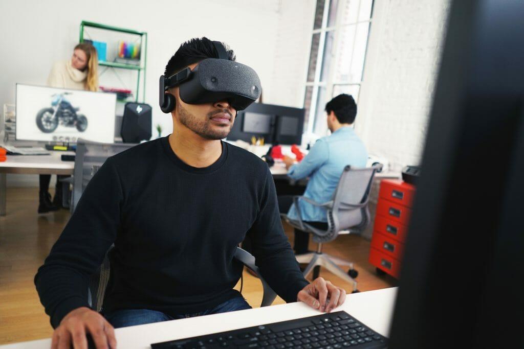 La formación es un ámbito crítico para la realidad virtual.