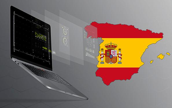 Digitalización en España.