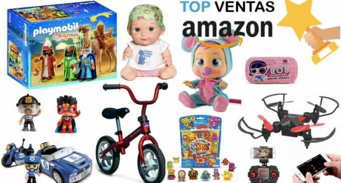 El sector de los juguetes se debe agarrar al boom de Amazon