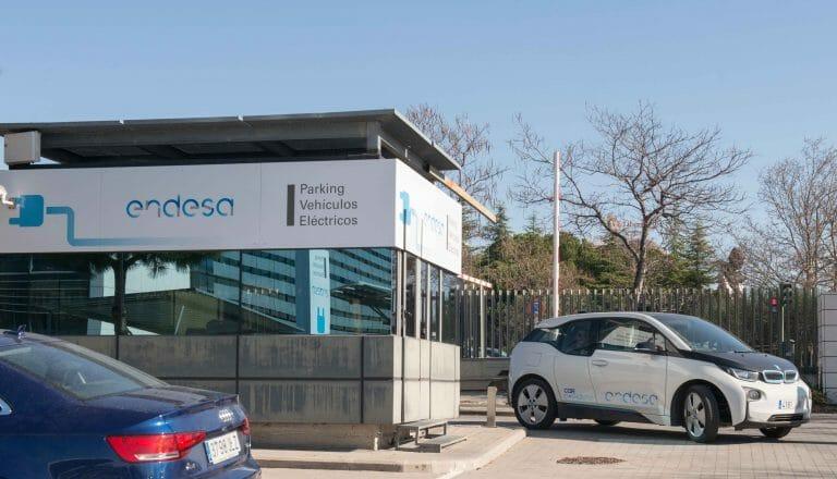El 6% de la plantilla de Endesa usa el vehículo eléctrico.