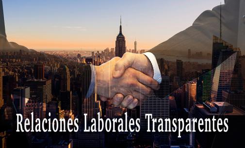 Decálogo para impulsar las relaciones laborales transparentes en el mundo corporativo