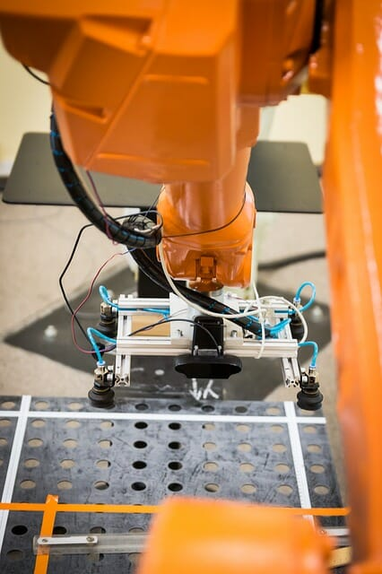Robot para la automatización de procesos.