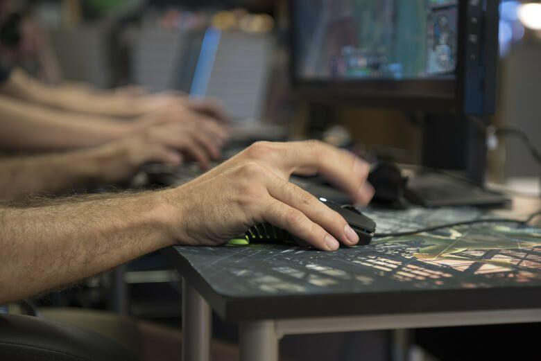La potente industria del videojuego.