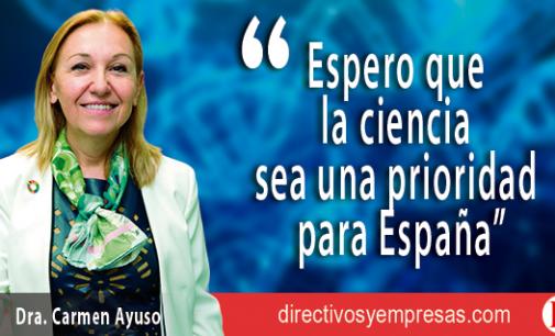 """""""Con las nuevas tecnologías y la disciplina de la Genética podremos hacer una prevención de la salud mucho más potente"""""""