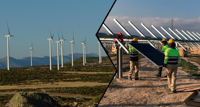 Las energías renovables y su idilio con Endesa