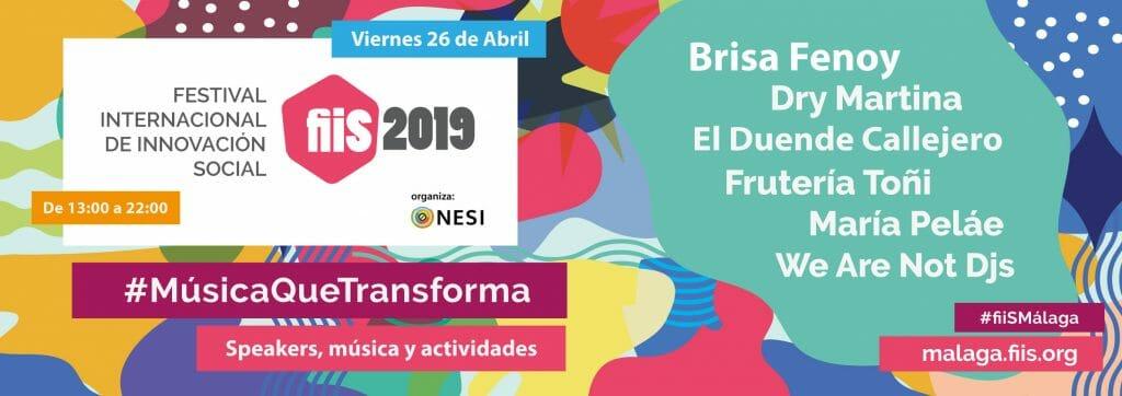 Festival de Innovación Social de Málaga 2019.