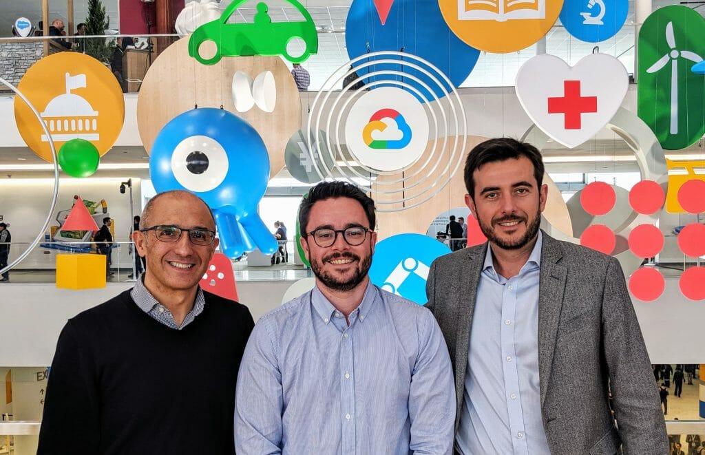Google Cloud confía en la consultora española Altostratus.