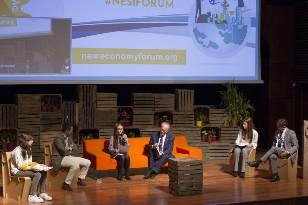 Francisco de la Torre en el 'Foro Global de la Nueva Economía e Innovación Social'