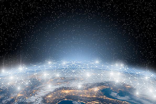 Impacto de la inteligencia artificial en los negocios mundiales.