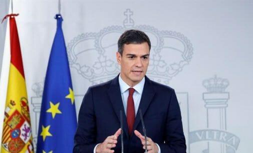 Pedro Sánchez es el político más buscando del último año