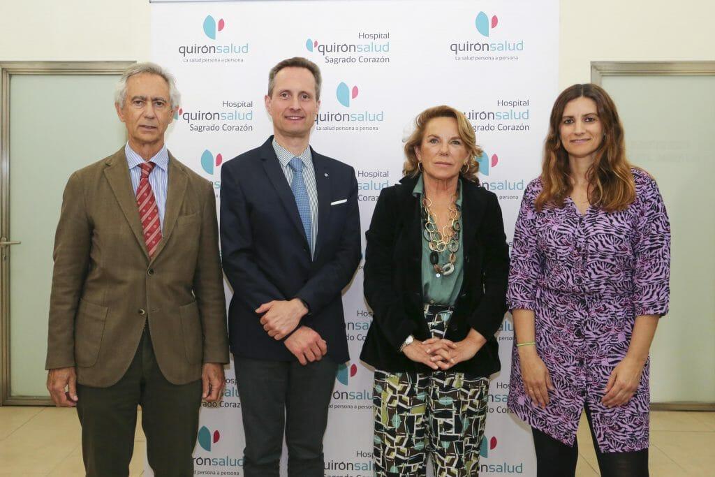 Participantes de la jornada sobre oncología de precisión de OncoDNA.